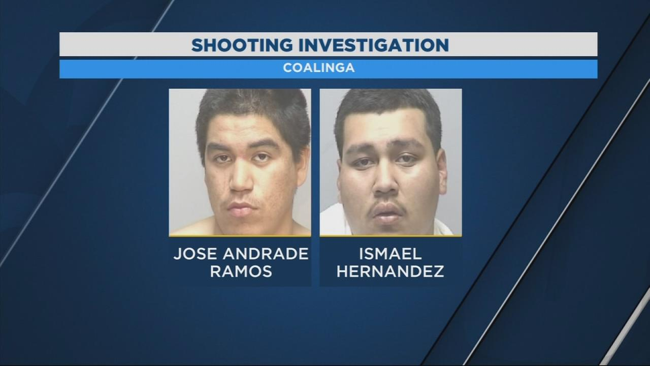2 teens arrested in Coalinga shooting investigation