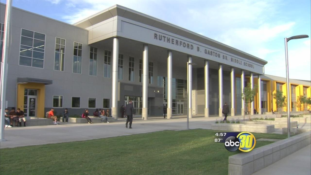 Southwest Fresno dedicates new middle school