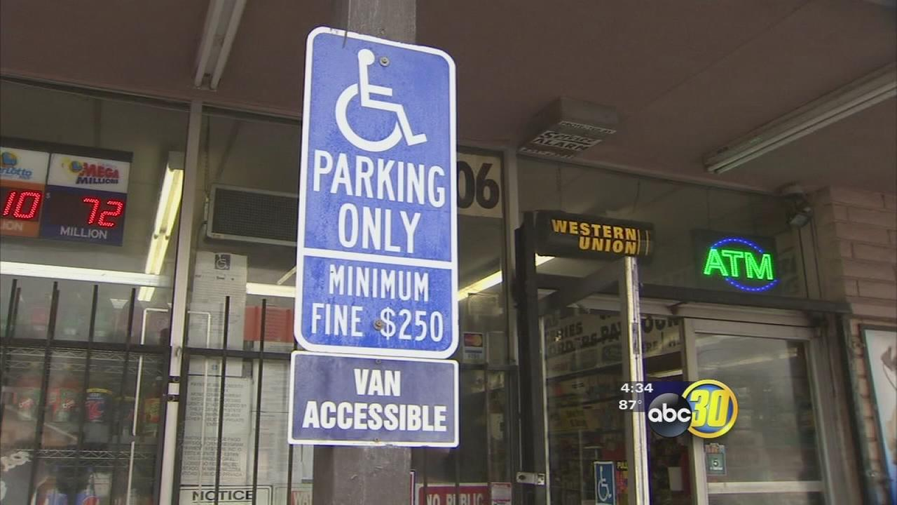 Surge of ADA lawsuits in Fresno