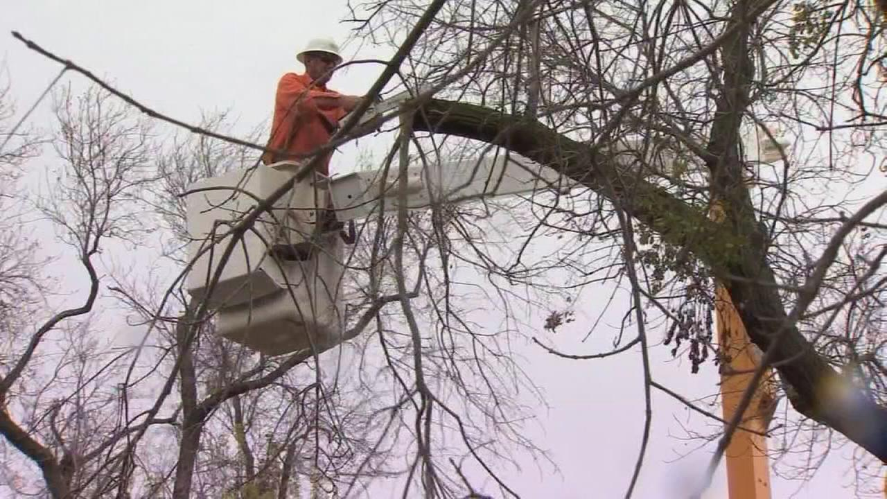 Merced crews prepare for upcoming winter storm