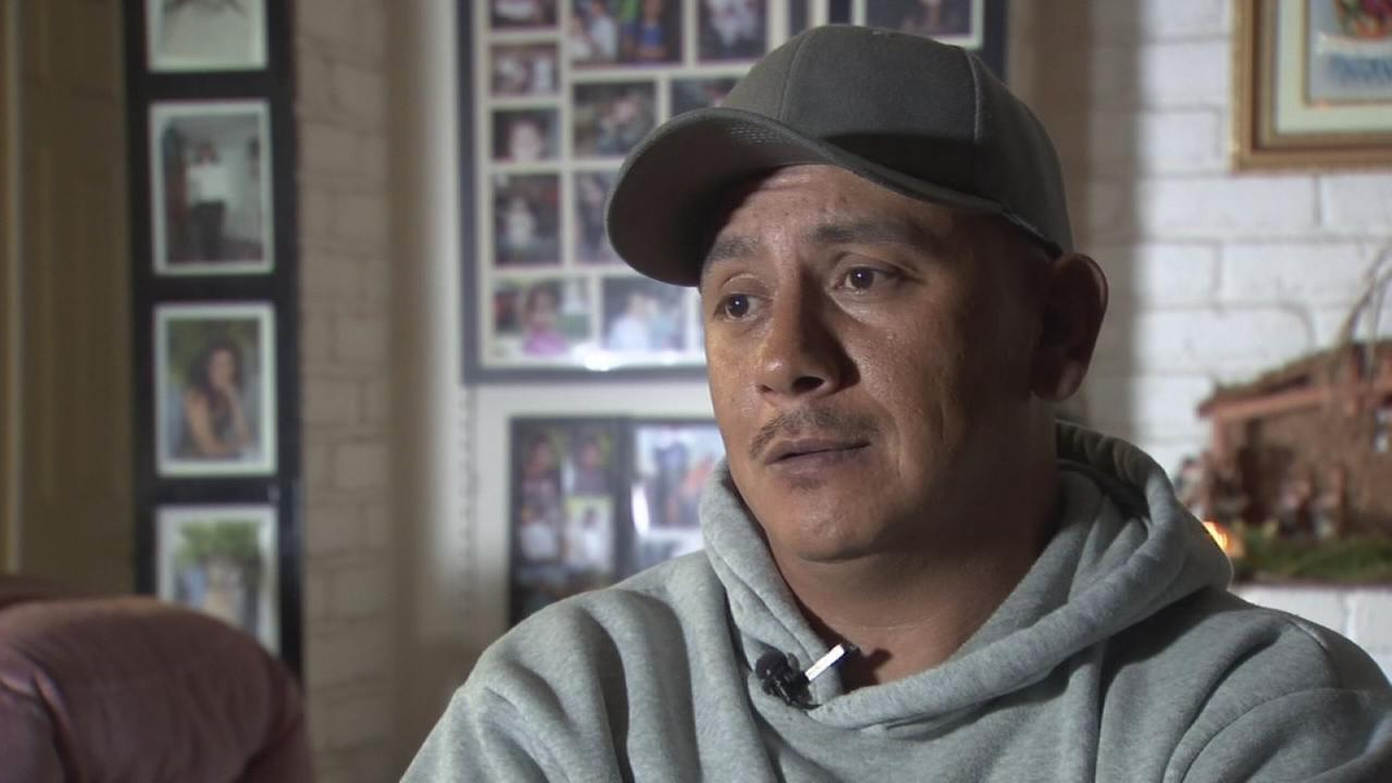 Man stopped by ICE earlier this week details how he and co-workers were detained by agents in Atwater