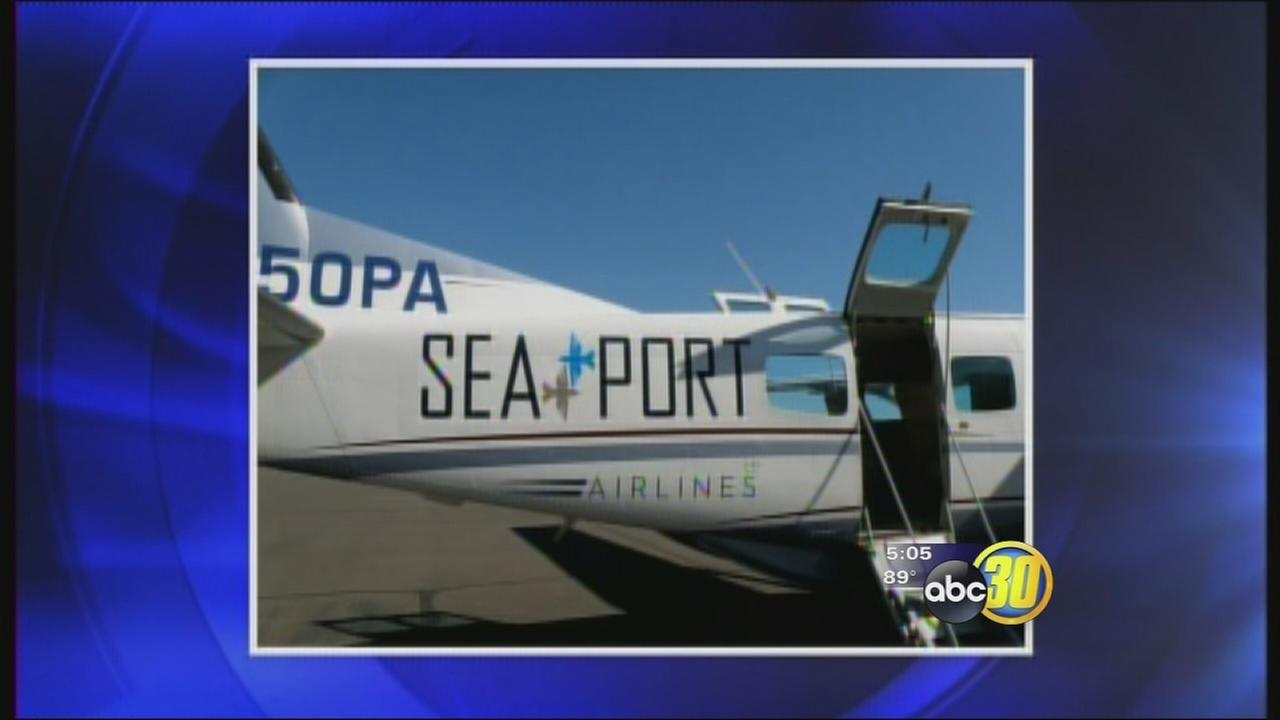 SeaPort Airlines taking over air service in Visalia
