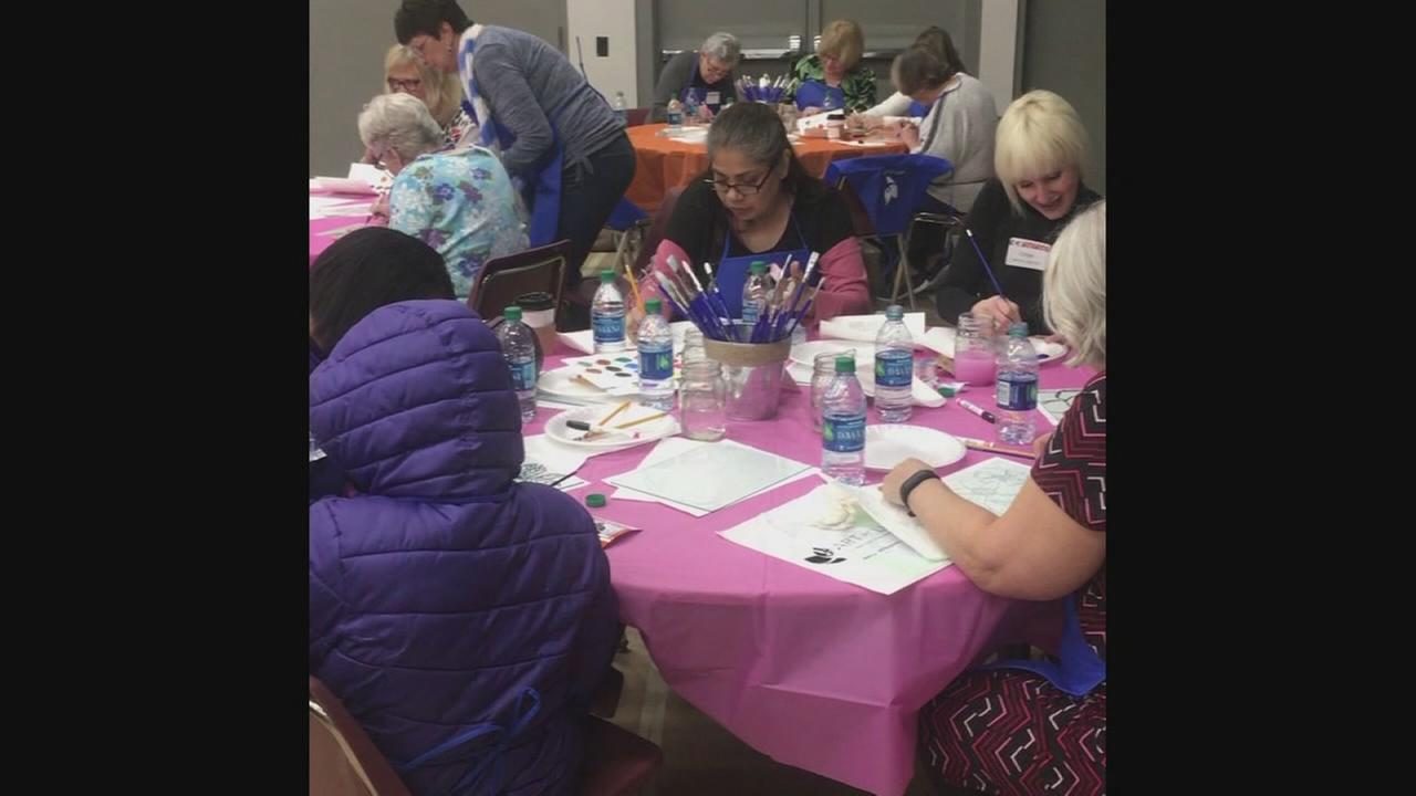 Annual gathering of cancer survivors in Northeast Fresno