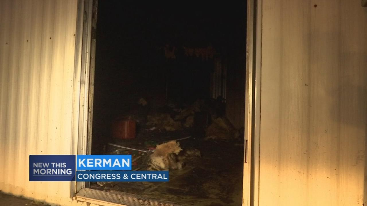 Candles, propane stovetop, gasoline, and reckless behavior blamed for Kerman fire