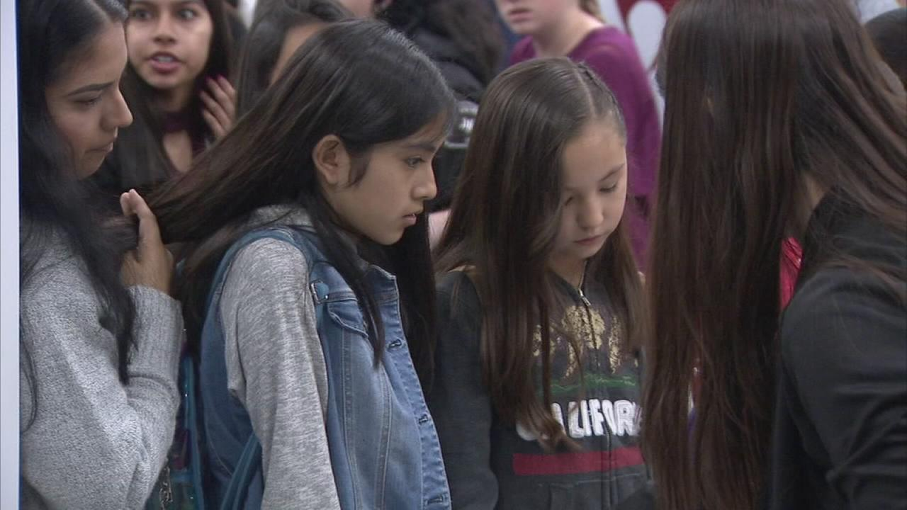 Girl power takes over Downtown Fresno Convention Center