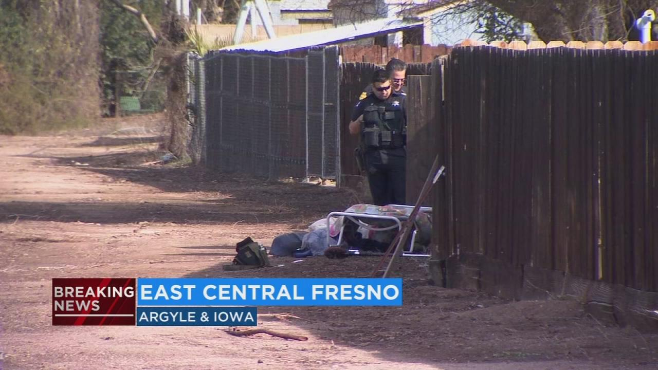 Man in his 70?s shoots 22-year-old in self-defense on canal bank in East Central Fresno