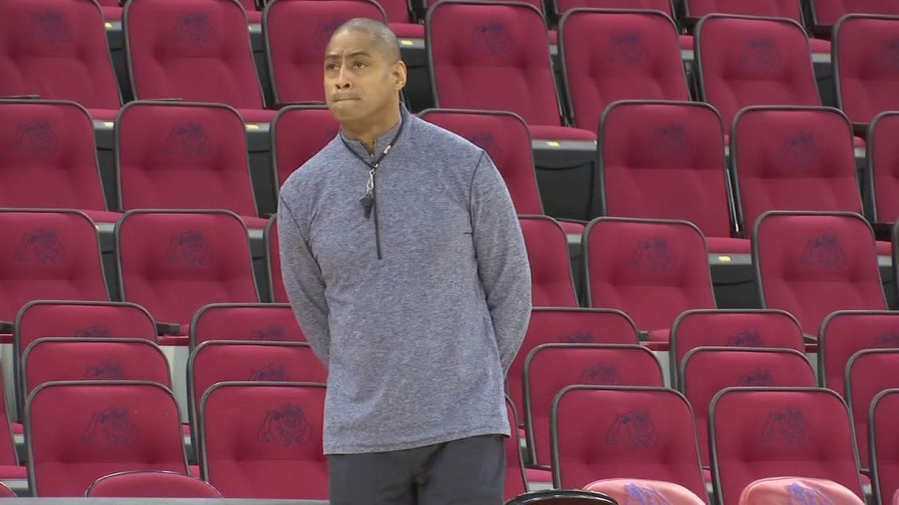 Mens Basketball Coach Rodney Terry leaving Fresno State for The University of Texas at El Paso