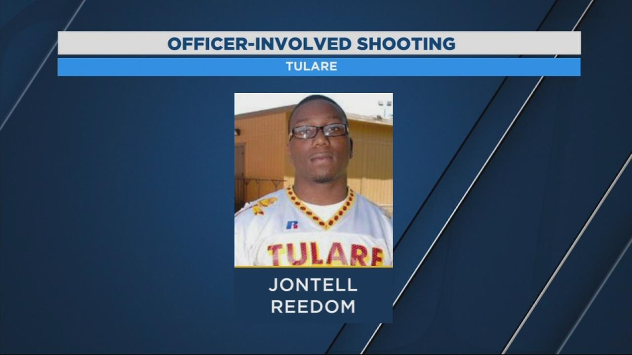 Suspect shot and killed by Tulare officers during violent confrontation identified
