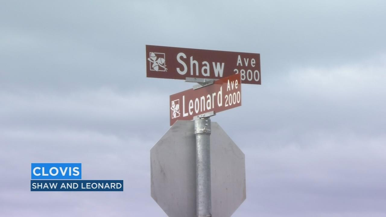 New stop sign to be added on Shaw Ave east of Clovis