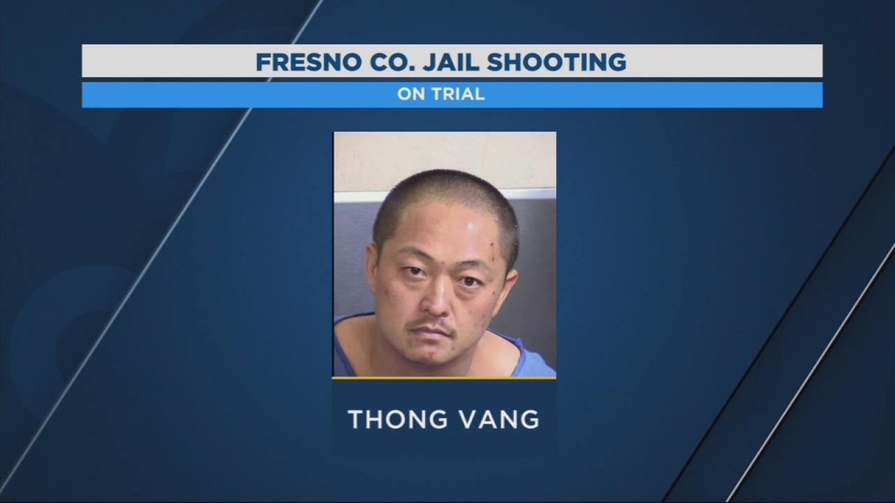 Fresno County jail shooter had a lot to say when arrested