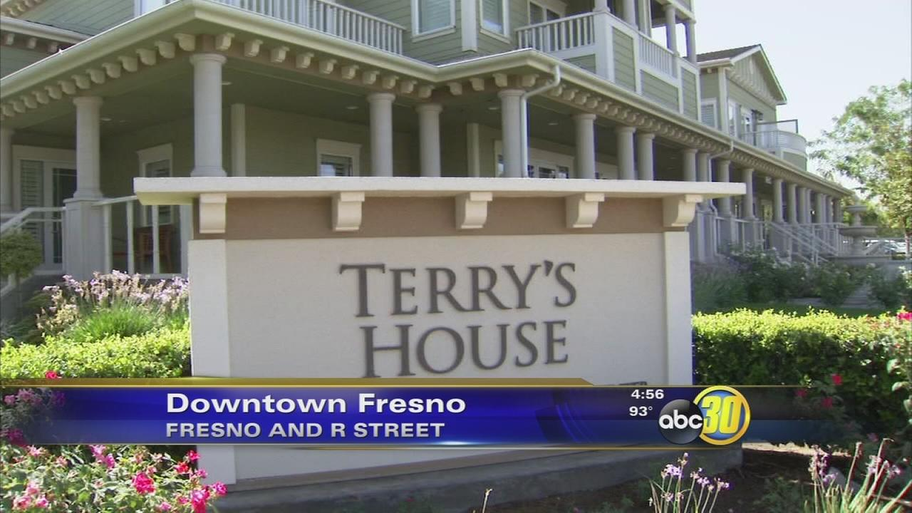 Terrys House nets big donation