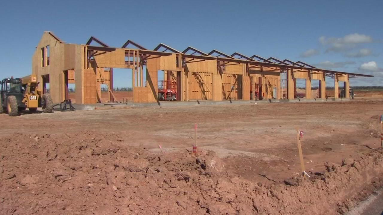 Madera County?s newest neighborhood is being built with an emphasis on safety
