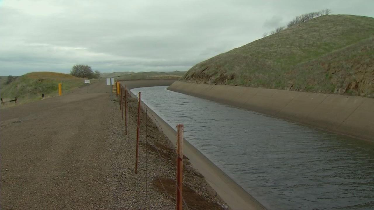 Valley growers hopeful storms will keep water flowing in the spring and summer