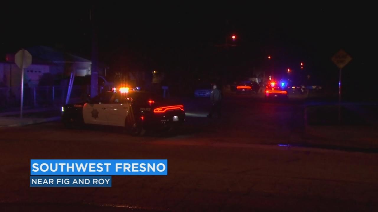 Shooting in Southwest Fresno results in 2 crime scenes