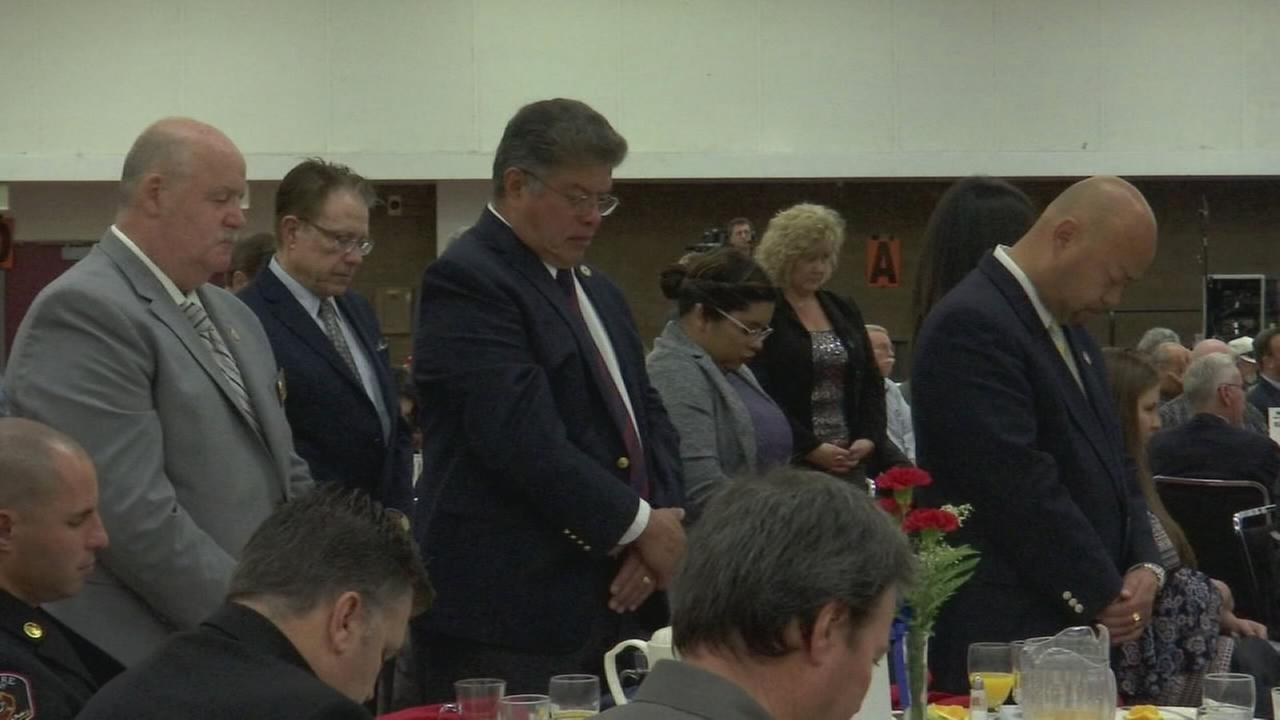 Hundreds flock to Downtown Fresno for annual prayer breakfast