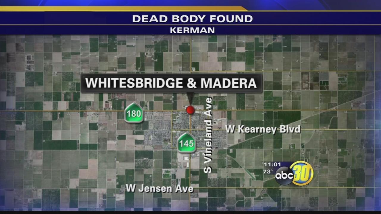 Body found in Kerman