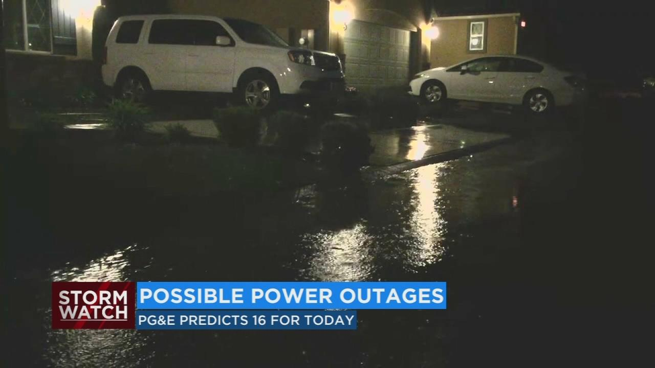 As rain continues it bring with it more concerns of power outages and flooding in the Valley