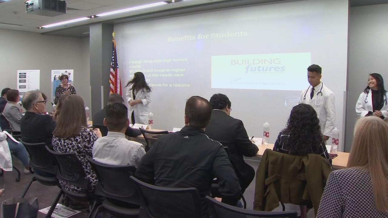 Students advocate for changes in the medical field