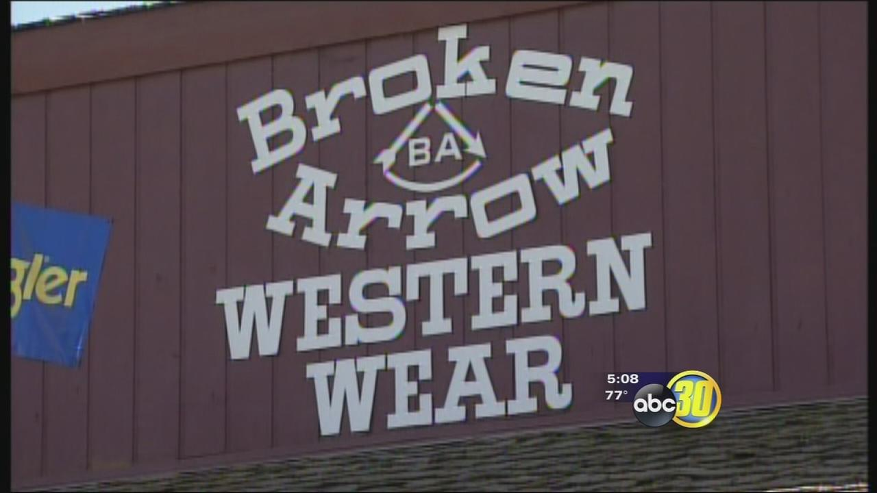 Broken Arrow Western Wear in Visalia to close