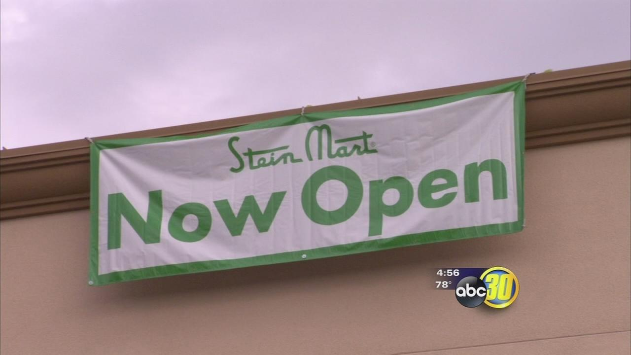 Stein Mart opens at Clovis Crossing Shopping Center