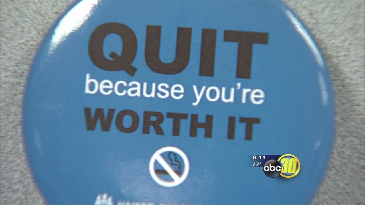 Kaiser Permanente offers quit-smoking program