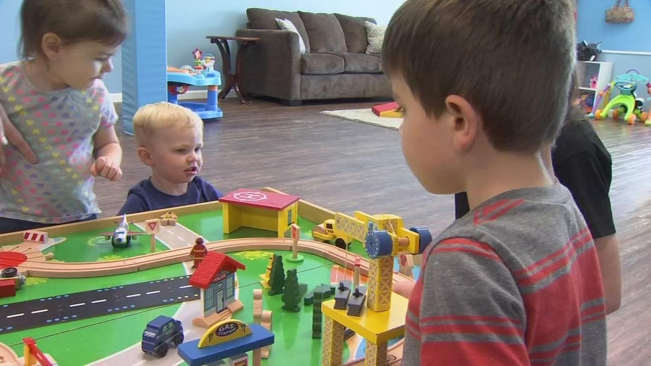 New Fresno business helping kids get in some much needed playtime for them and their parents
