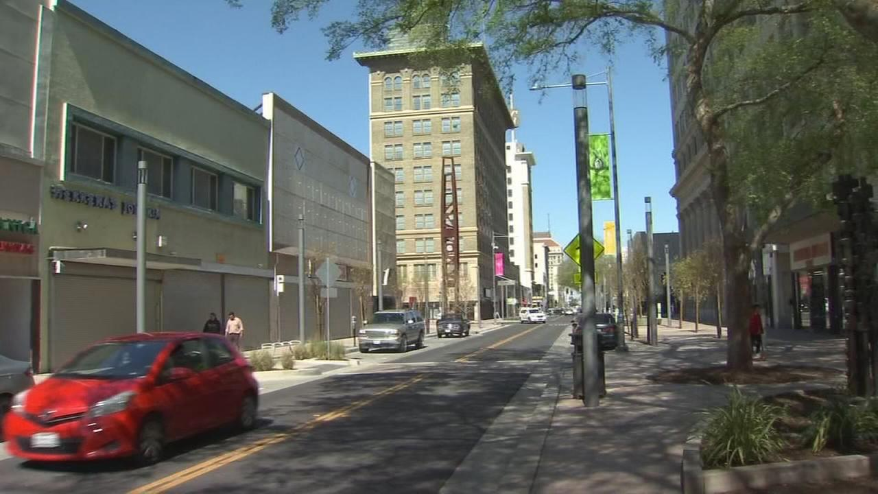 Business is starting to return to Downtown Fresno