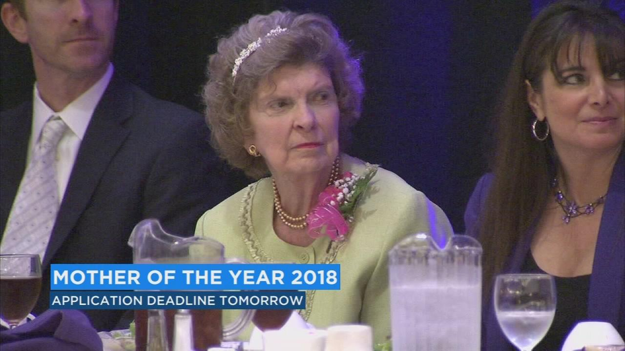 Fresno County Mother of the Year 2018 nominations