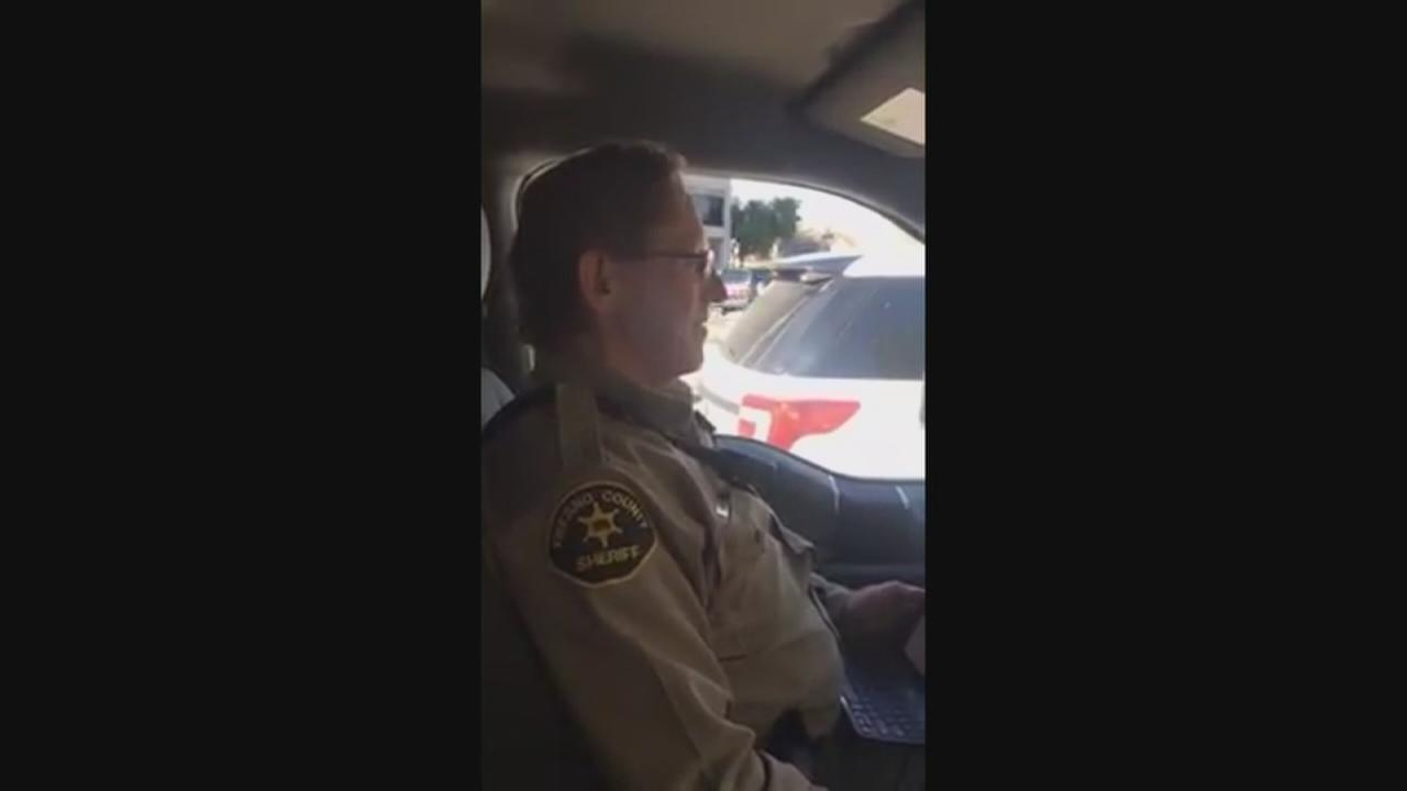 Fresno Co. Deputy retires after over 30 years on the force
