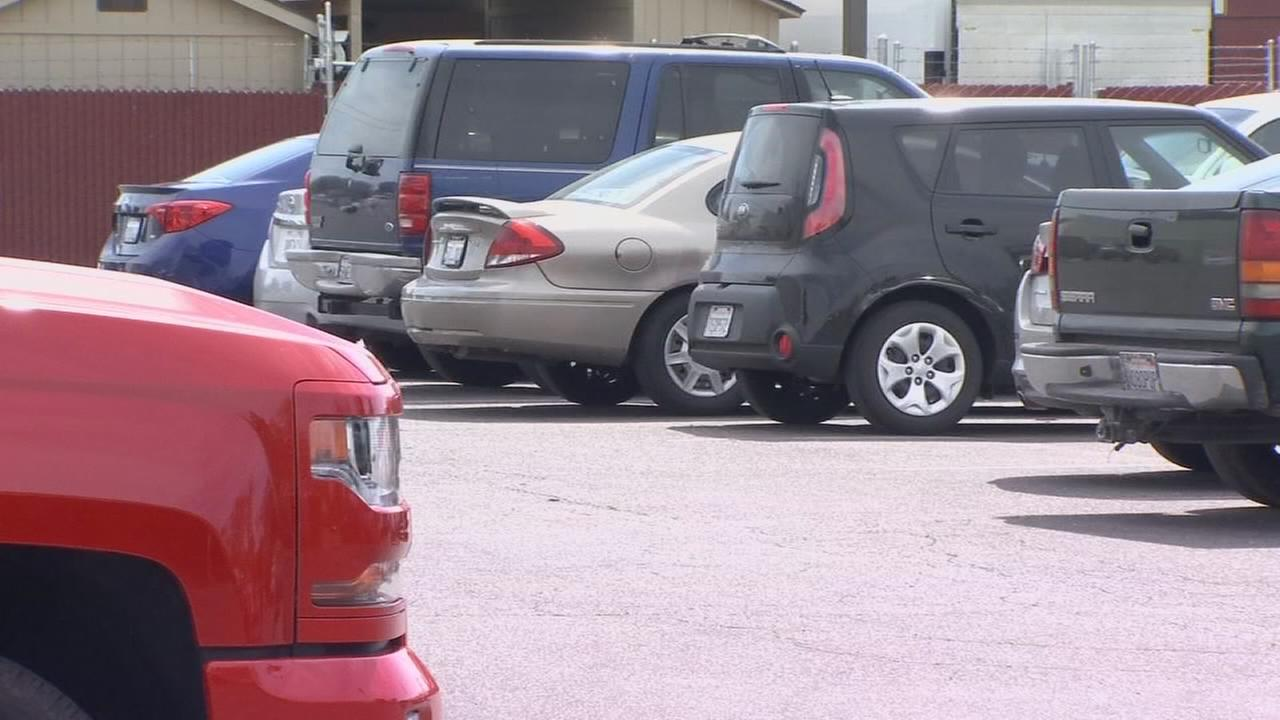 Car break-ins on the rise in Central Fresno