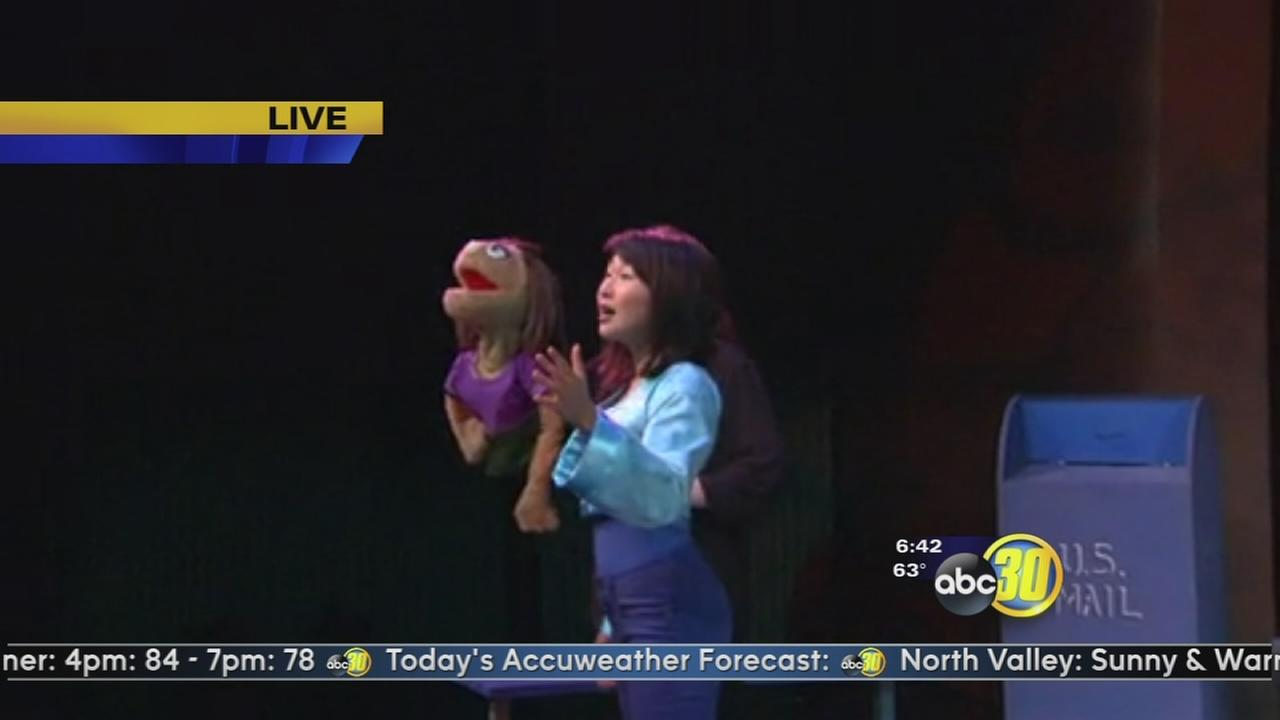 Avenue Q to be performed at Fresno City College