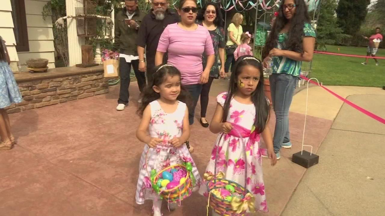 Valley nonprofit delivers big holiday smiles