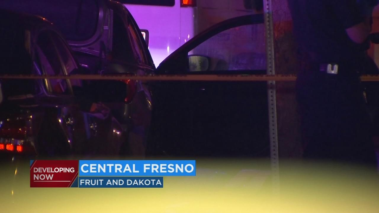 Police investigating suspicious death in Central Fresno after receiving an unknown call for help