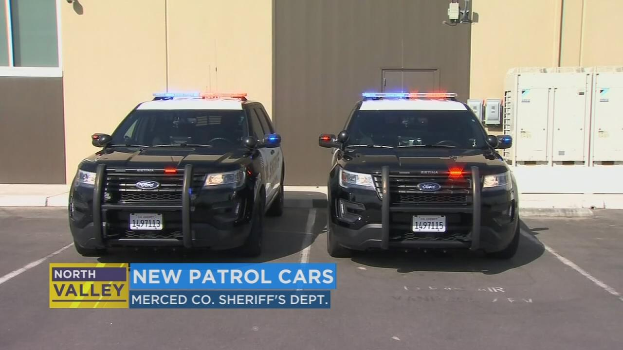 Madera County sheriffs deputies receive 10 new patrol vehicles with improved technology