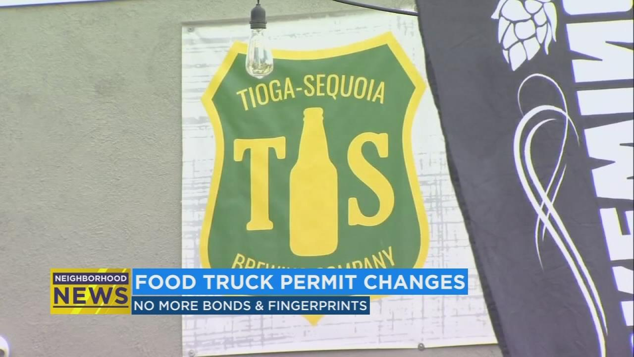 Food truck permit changes, Fresno mayor says