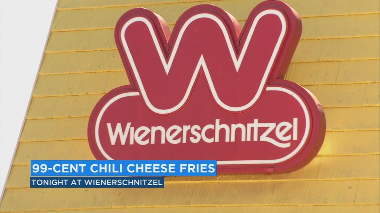 Wienerschnitzel  celebrates Easter by offering 99 cent chili cheese fries