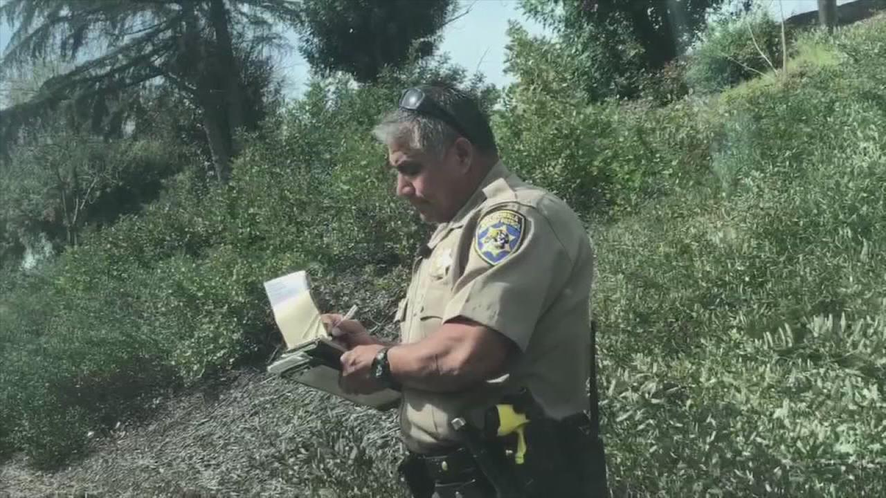 CHP crackdown on distracted drivers