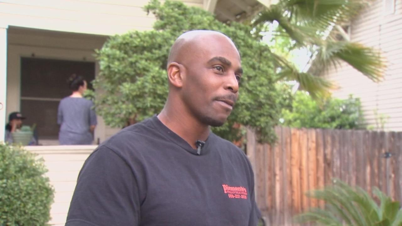Fresno man hailed a hero after performing CPR on a toddler who nearly drowned in backyard pool