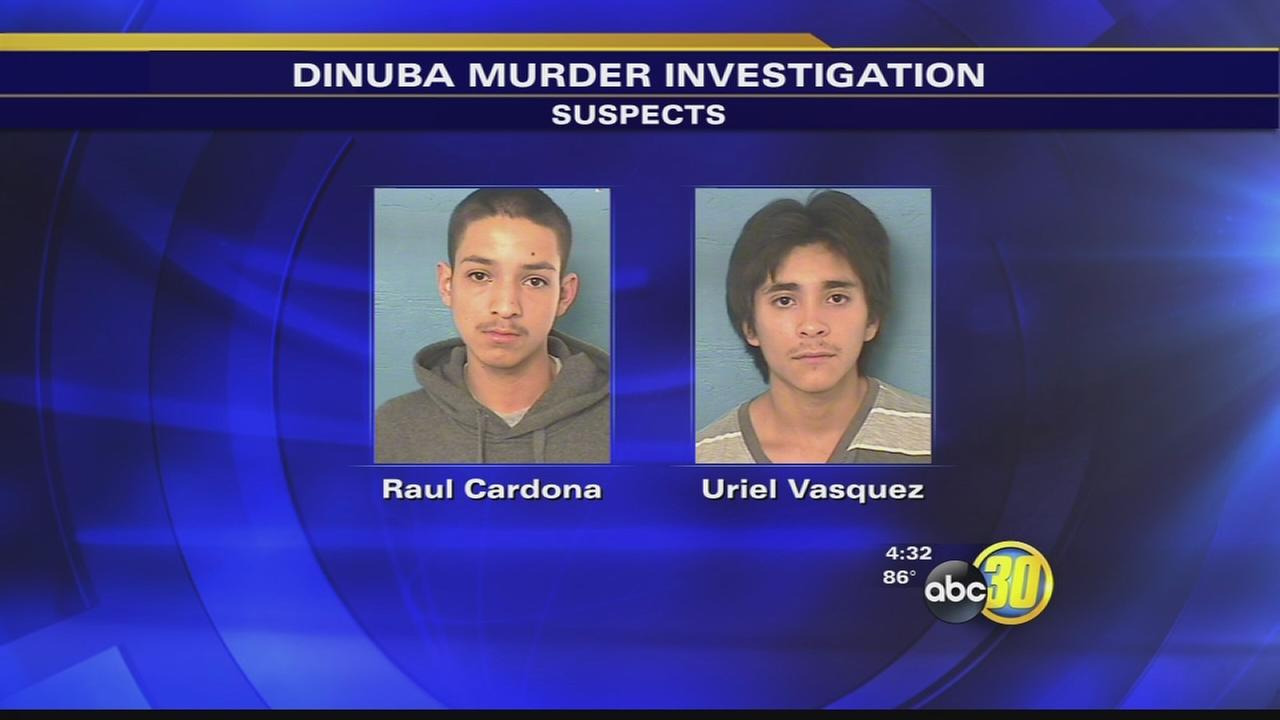 Dinuba police looking for teens in fatal stabbing