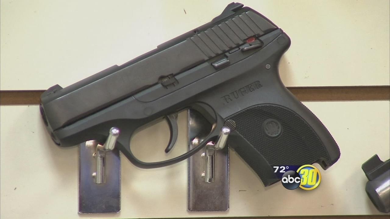 Governor Jerry Brown signs Gun Violence Restraining Order into law