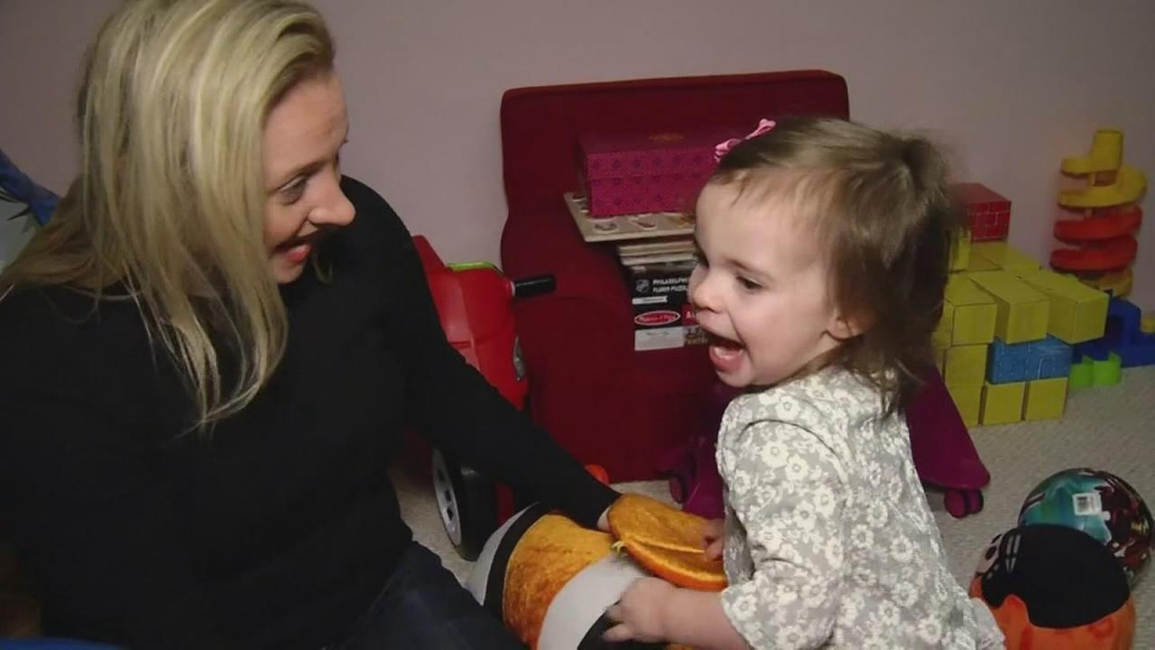 Poppy seed oil helps save young girls life