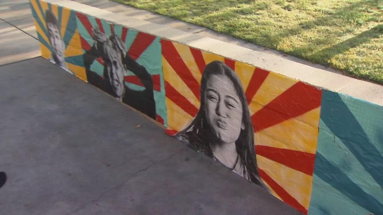 Sunnyside students greeted with murals showing their diversity