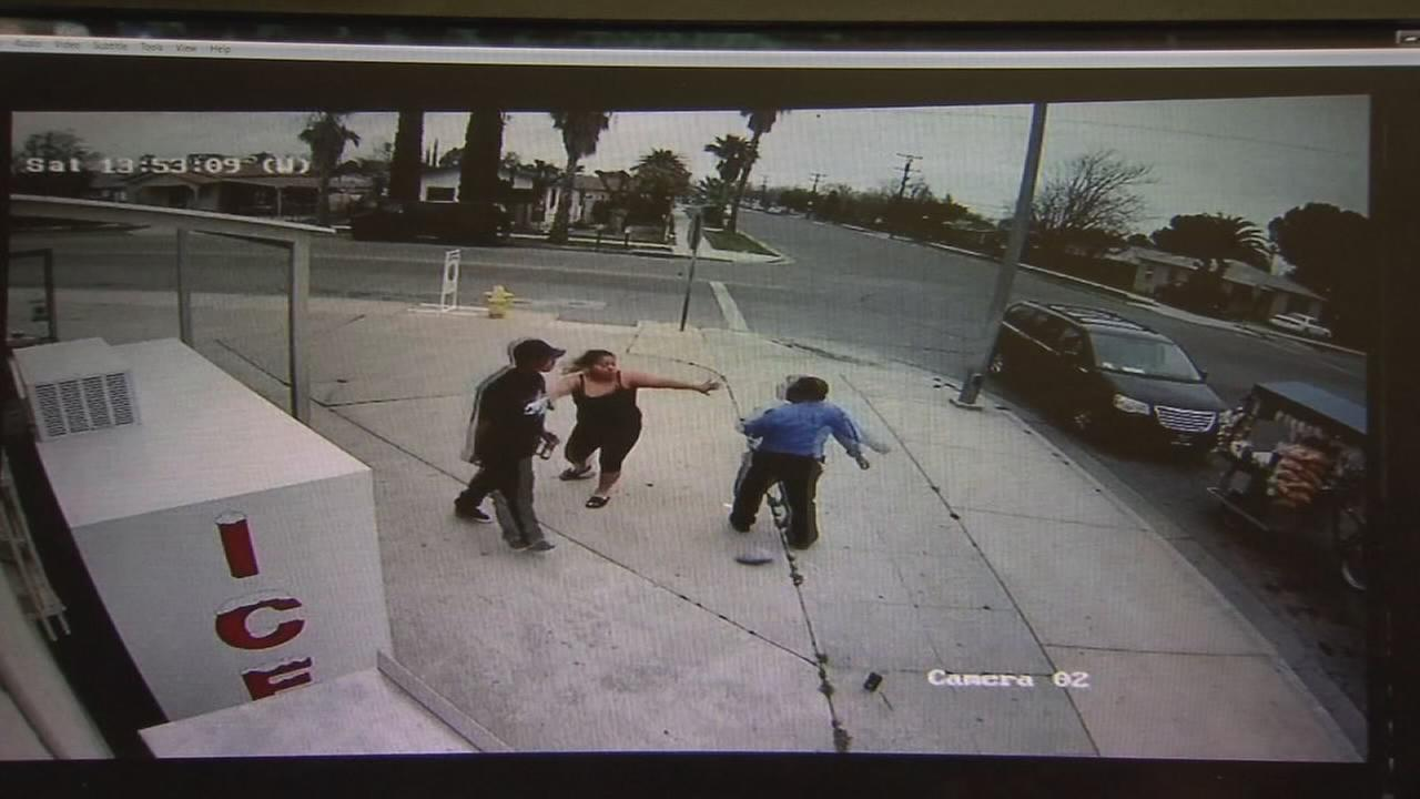 Man accused of brutal attack on street vendor pleads not guilty