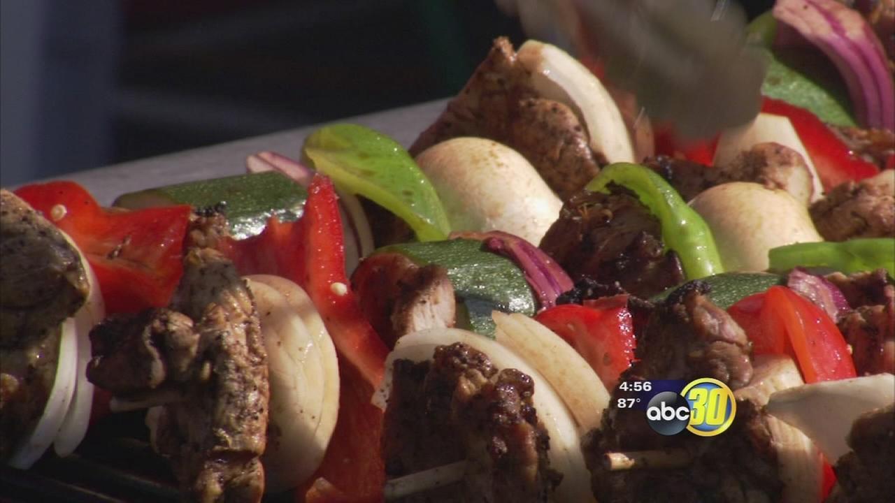 Big Fresno Fair is serving up new food