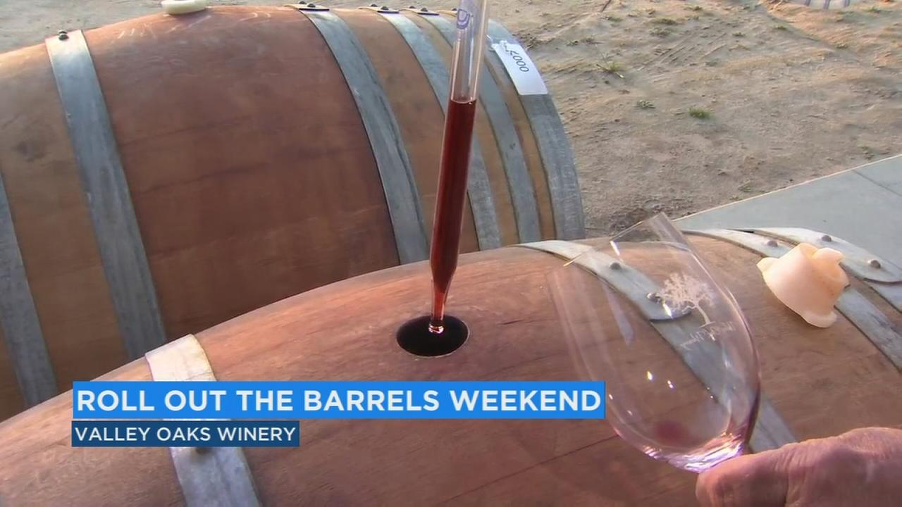 Fresno County Wine Journey rolling out the barrels for wine lovers