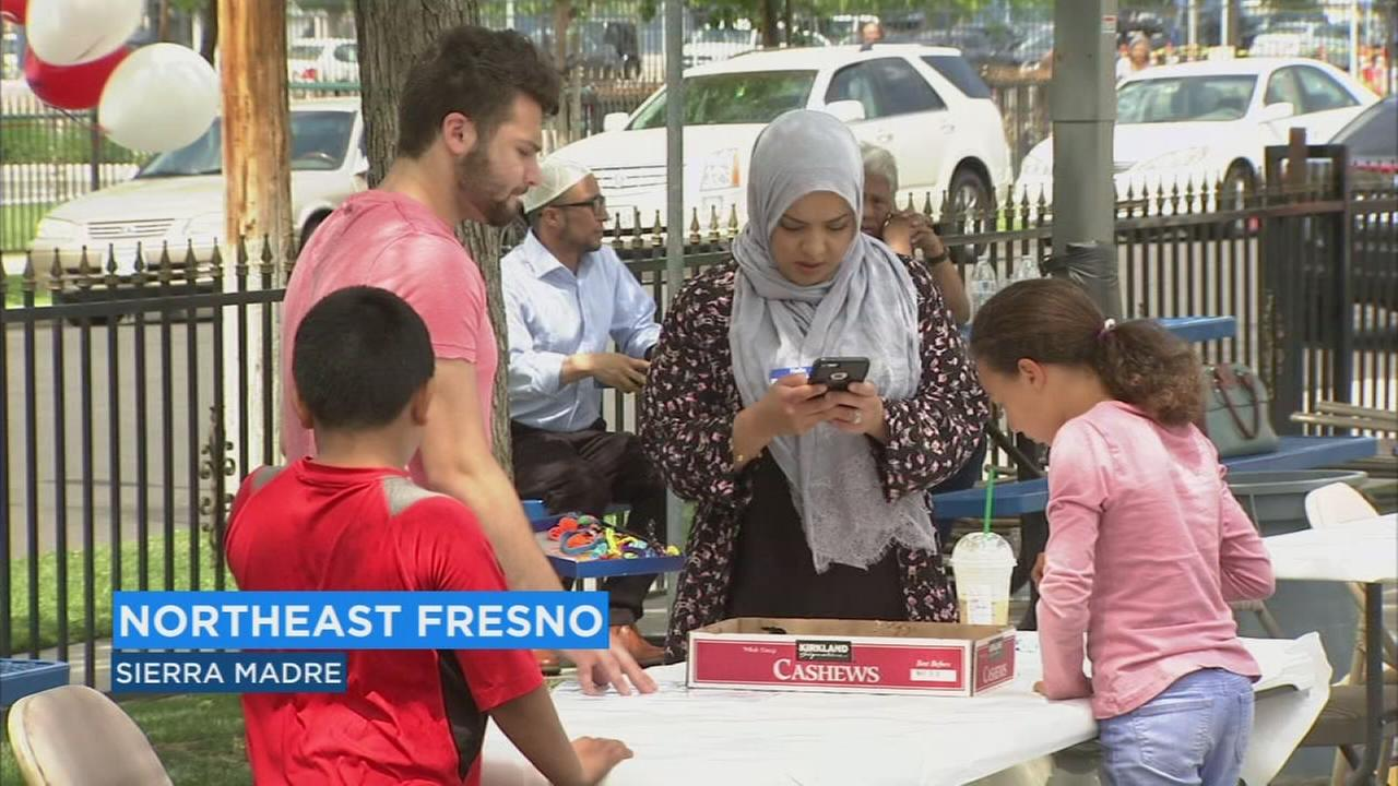 Sierra Madre hosts spring picnic to bring community together