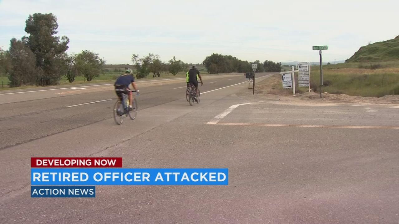 Retired Fresno officer brutally attacked, investigation underway