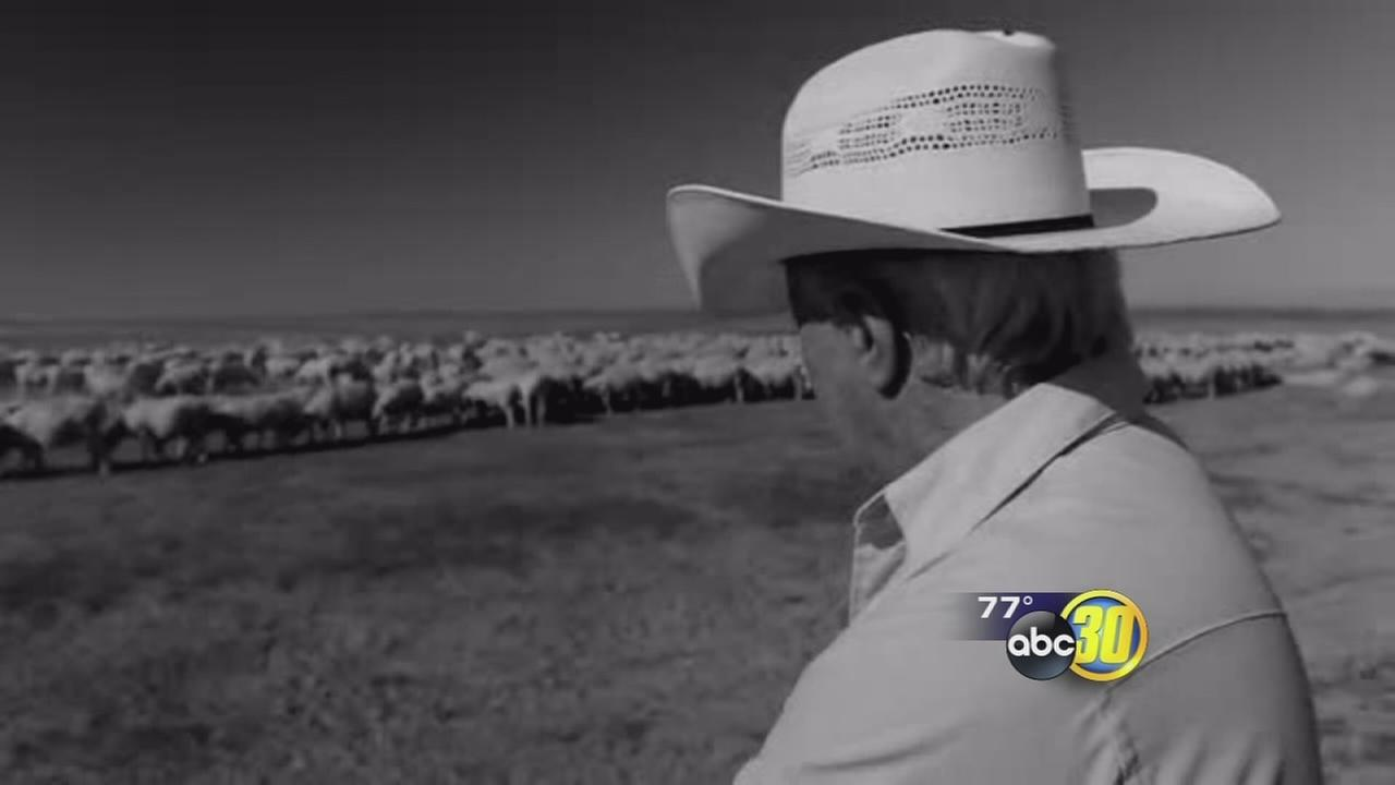Drought gets national exposure through lens of Valley native