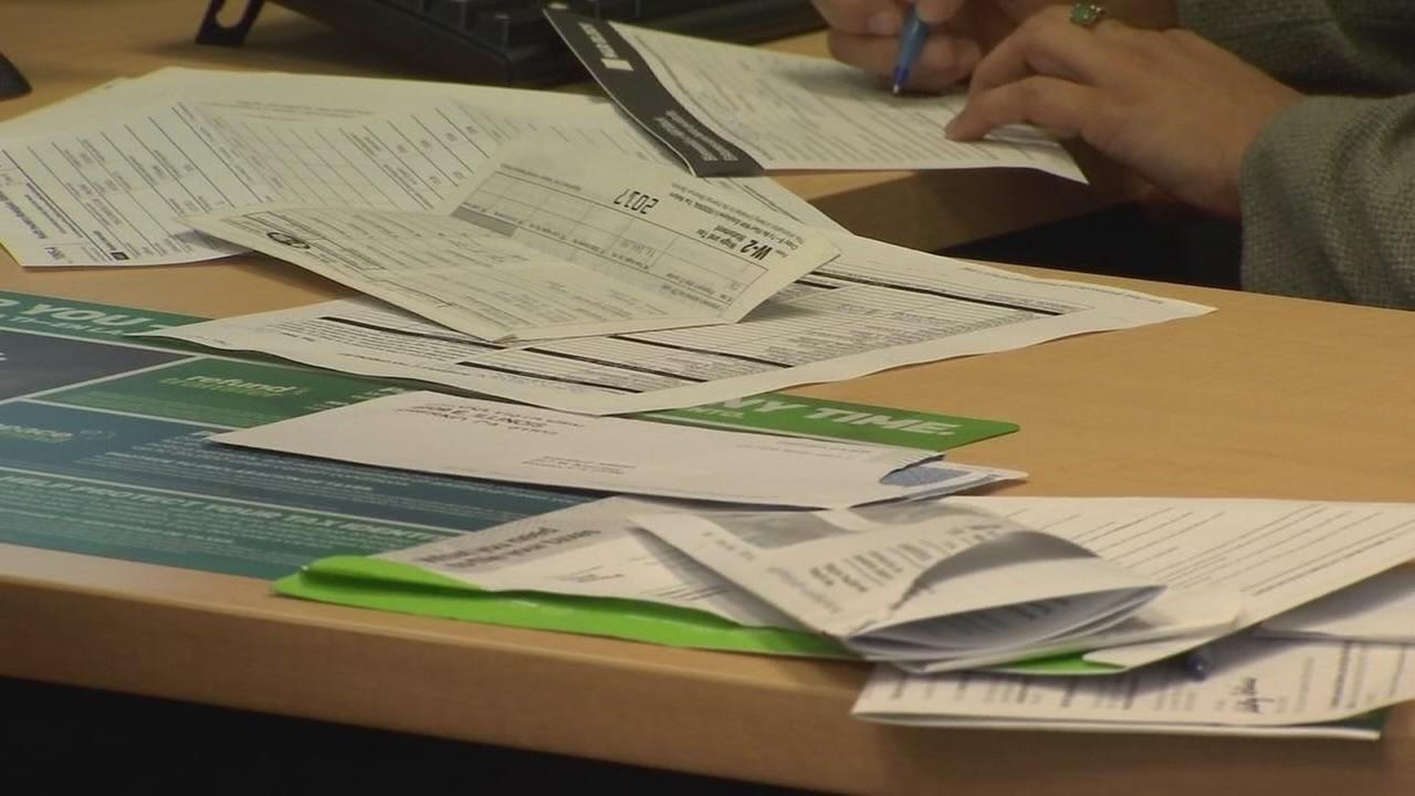 Last minute rush expected at tax preparation offices
