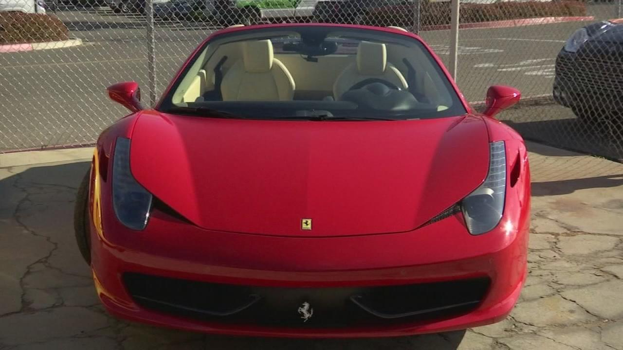 New Fresno business is giving people the ability to drive supercars without the super price